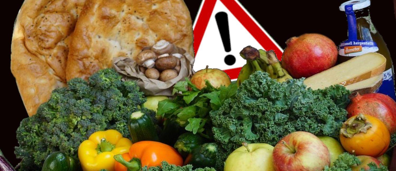 Read more about the article Nahrungsmittel-Unverträglichkeiten als Ursache für chronische Entzündungen