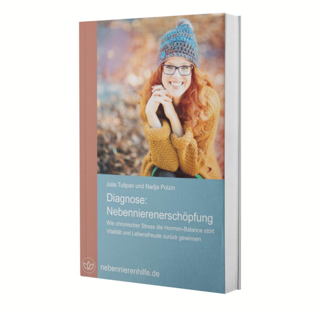 Buch zum Thema Nebennierenerschöpfung