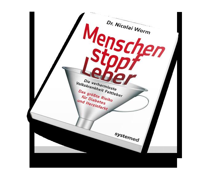 """Buchcover """"Menschenstopfleber"""""""
